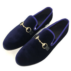 OEM Design Suede Leather Mens Black Flat Shoes Lace Up Materials Comfortale